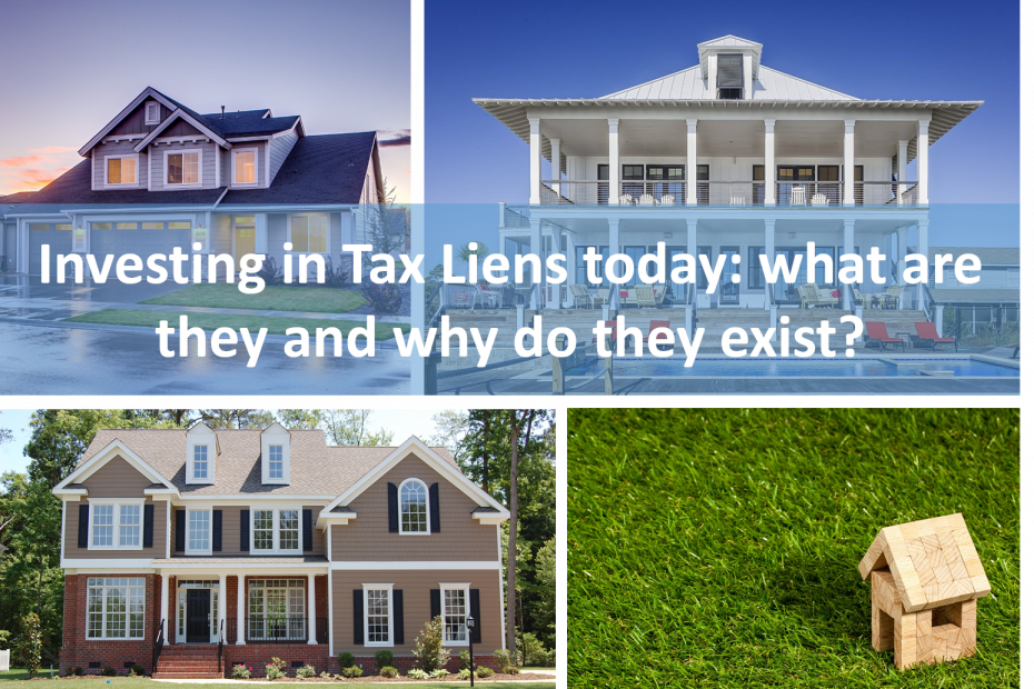 Tax Liens and Tax Deeds